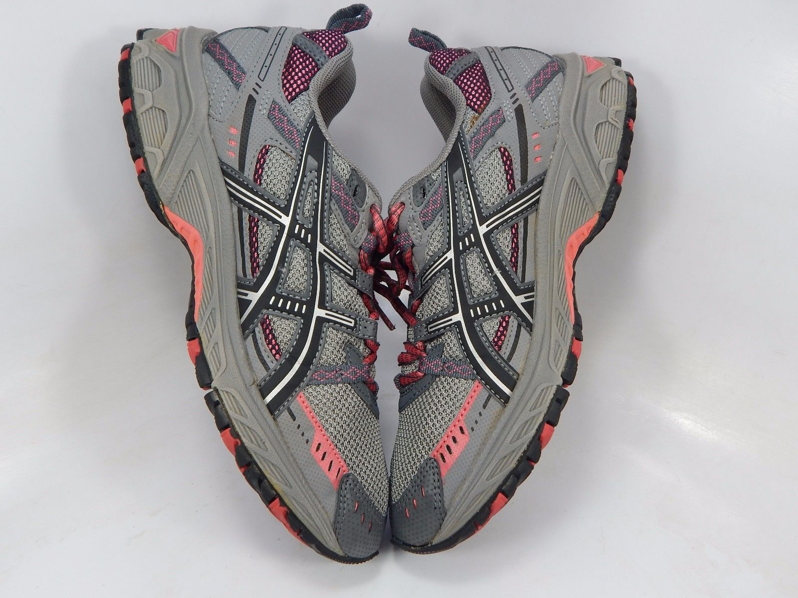 Asics Gel Enduro 6 Women'sTrail  Running Shoes Sz US 8 M (B) EU 39.5 Blue T0F7N