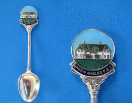 Anne Of Green Gables House Souvenir Collector Spoon Collectible Cavendish Pei - $5.95