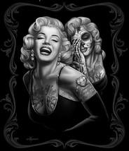 New 50 X 60 David Gonzales Art Smile Now Fleece Throw Blanket Marilyn M... - $21.04