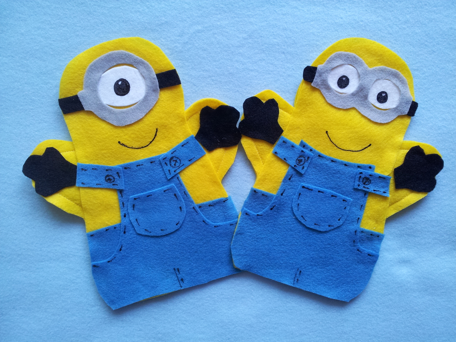 Primary image for Inspired by Minion Hand Puppets
