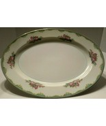 Noritake Ostrand Japan  Oval China Serving Platter 13.5 Inches - $51.15
