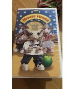 """Mouse House """"Small tales for little people"""" VHS (1999) BBC Video, CBS Fo... - $7.91"""