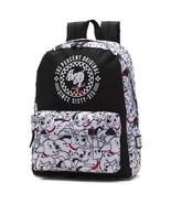 Disney 101 Dalmatians Vans Backpack School Book Bag Dog NWT - $51.23