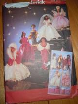 Vintage Butterick Fashion Doll Clothes Size 11 ½  Pattern #5061 - $7.99