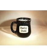 "Harley Davidson ""Harley Dude"" Pottery Mug - Excellent Item, Great Condit... - £6.40 GBP"