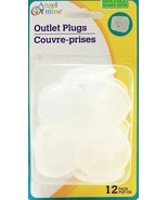 12 Count Angel of Mine Outlet Plug Covers Child Safe BPA Free for Baby S... - $6.73