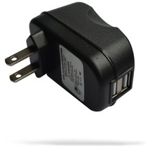 RND 2.4A fast dual USB AC adapter wall charger for HTC Smartphones - $9.99