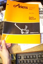 ariens 937 series sno-thros parts manual pm-37-90 - $13.85