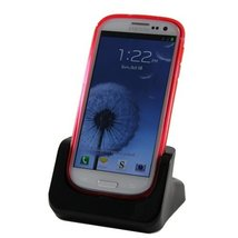 RND Dock for Samsung Galaxy S4 with Audio out and Dock mode (compatible witho... image 6