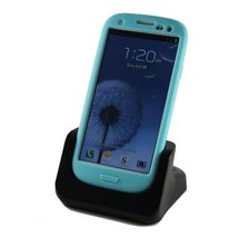 RND Dock for Samsung Galaxy S4 with Audio out and Dock mode (compatible witho... image 7