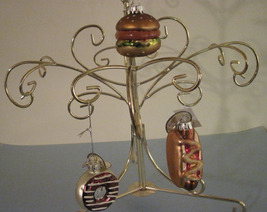 6 Junk Food Christmas Tree Ornaments for Junk Food Addicts - $11.99