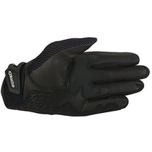 Womens Clothing Pant Alpinestars SMX1 Air Mens Motorcycle Gloves Black L... - $83.32