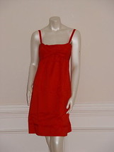 DIANE von FURSTENBERG DYLAN SPICED CORAL DRESS - US 8 - UK 12 - $140.34