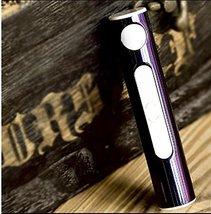 USB Cigarette Lighter Portable Rechargeable - One Item (Purple) image 3