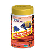 Ocean Nutrition Brine Shrimp Plus Flakes Fish F... - $13.78