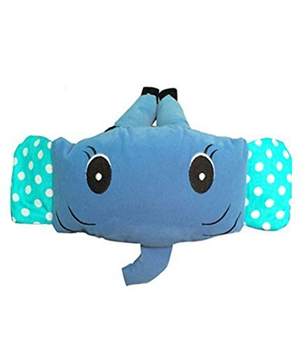 The U Shape Baby Safe Walking Protective Belt Elephant