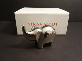 USB Key Lucky Elephant by Nirav Modi Jeweler to the Stars Luxury Gift - $195.00