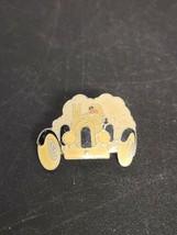 Vintage Enamel Pin Antique Vintage Hot rod Car Design Pin-Back Broach PI... - $24.99