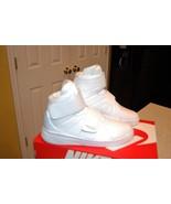 Nike Marxman PRM AS QS (GS) 840841 100 size 7Y/UK 6/Cm 25/Eur 40 Nice White - $58.80