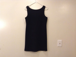 JALATE Sleeveless Little Black dress, size XS/S 100% Polyester Scoop Neck Front