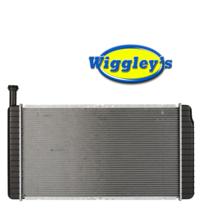 RADIATOR GM3010478 FOR 03 04 05 GMC SAVANA CHEVY EXPRESS 1500 2500 V6 4.3L image 1