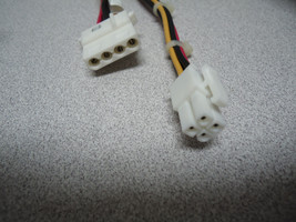 Dell PowerEdge 2900 PE2900 TBU BP CD Power Cable PC189 - $5.22