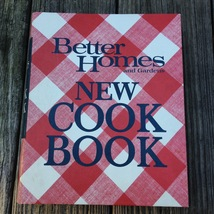 Better Homes and Gardens New Cook Book 5 ring binder 1969 2nd printing Ex Condit