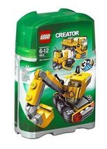 LEGO Creator 4915 3 in 1 Mini Construction Set New and Sealed - $29.00