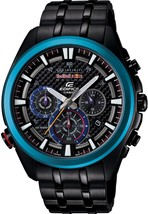 Casio EDIFICE RED BULL Model Men's Watch EFR-537RBK-1AJR (Japan Import) - £450.24 GBP