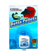 Ocean Nutrition Betta Pellets Food .53 ounce - $3.61