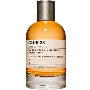 CUIR 28 by LE LABO 5ml Travel Spray Dubai Exclusive Elemi Vetiver Perfume C28