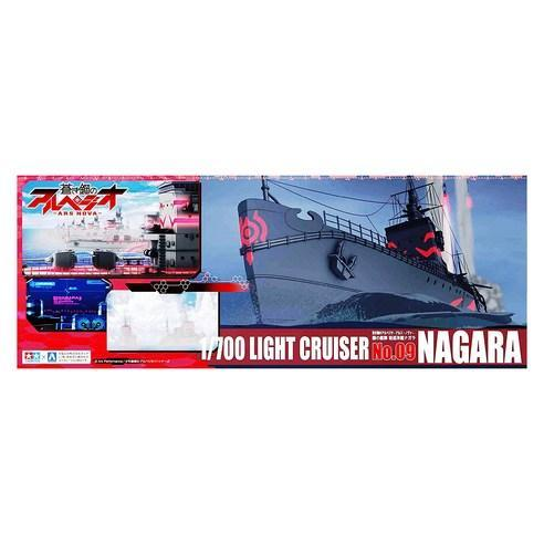 Primary image for Aoshima Plastic Model 1/700 Light Cruiser Nagara 01120