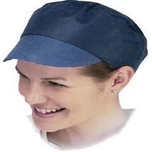 Shield Safety Blue Peaked Cap Polypropylene Lat... - $59.35