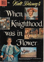 Walt Disney's When Knighthood Was In Flower Four Color Comic #682 Dell 1... - $24.10