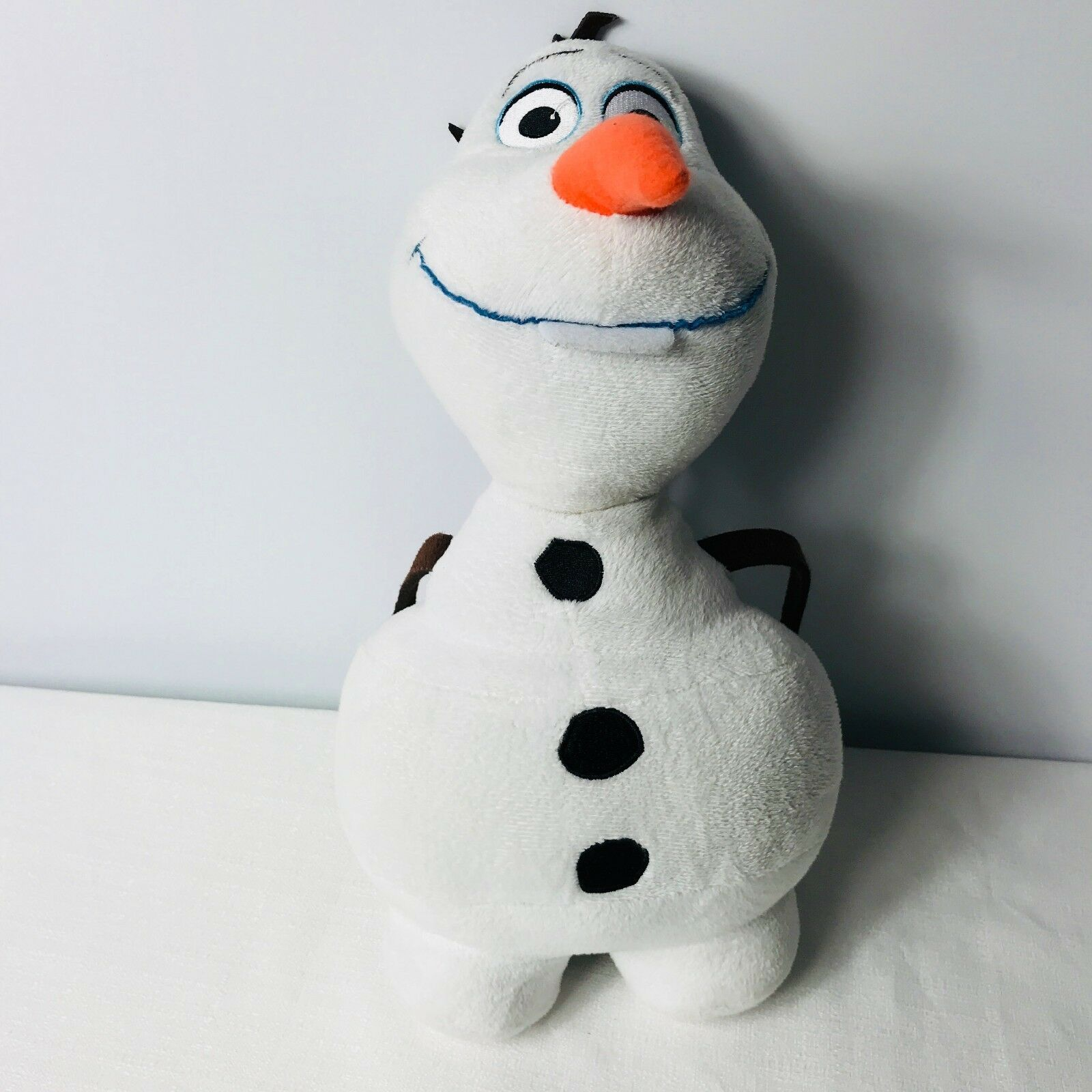 New Disney Frozen Olaf Plush Doll Backpack Snowman Costume Bag Elsa Anna Friend