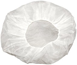 Superior Shield Safety Disposable Bouffants Whi... - $38.56