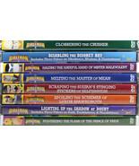 Bibleman Animated Adventures 8 SET NEW DVDs Kids Learn Biblical Verses - $99.43