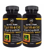 Ultra Pure Turmeric Curcumin 95% Buy ONE Get ONE FREE - $14.95