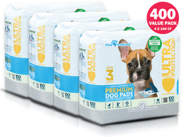 Paw Inspired  Pet Training and Puppy Pads Ultra Protection Bulk (Adhesiv... - $79.95