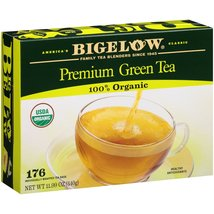 Bigelow Premium Organic Green Tea (176 Ct.) - $22.72
