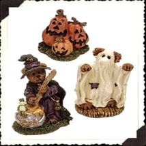"Boyds Village Acessory ""Punky Boobears's Haunted Halloween""  #19512-1- NIB - $19.99"