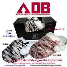 Inc International Concepts Popcorn Knit Clog Slippers - £9.07 GBP
