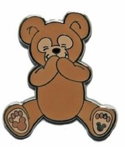 Disney Duffy? WDW Hidden Mickey Completer Pin Disney Bear Sitting pin - $9.79