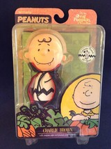 Charlie Brown  Vampire Doll 60th Anniversary Peanuts Halloween Collectible - $14.84