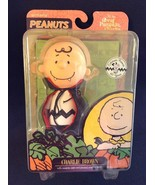 Charlie Brown  Vampire Doll 60th Anniversary Peanuts Halloween Collectible - €13,21 EUR