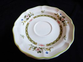 "Set of 4 Mikasa Heritage F2006 Imari Bouquet pattern 6 1/4"" in diameter ... - $34.65"
