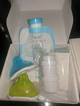 Kinde Twist Direct Pump System Sample Kit Brand New Breastfeeding Starte... - $10.89
