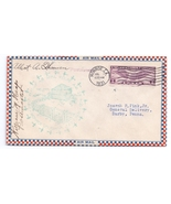 1931 FFC AM 33 Monroe LA Gas Field Signed Backstamp Roessler Cover PM Si... - $189,82 MXN