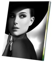 """Natalie Portman 8""""x12"""" (20cm/30cm) Canvas Print  - $15.00"""
