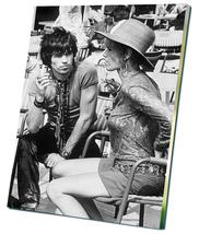 "Keith Richards Anita Pallenberg  12""x16"" (30cm/... - $20.00"